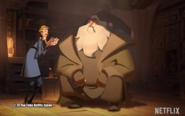 凍りついた心を癒やしてくれるアニメ映画「クロース」に感動!Netflixオリジナルアニメ